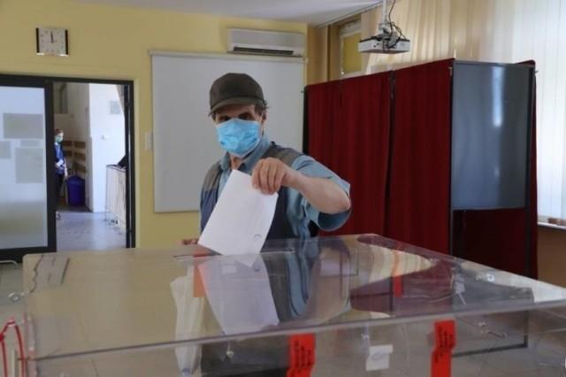 Na kolejnych slajdach wyniki sprawdź na kogo głosowali mieszkańcy Ksawerowa, Lutomierska  i Konstantynowa.