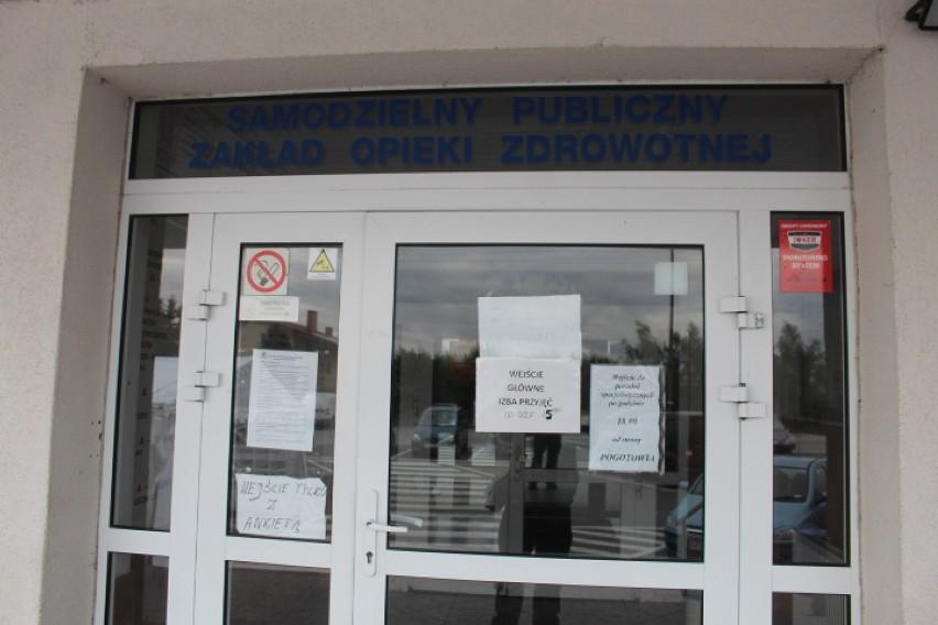 Radziejów koronawirus. Szpital w Radziejowie z 2. stopniem w walce z COVID 19. Co to oznacza?