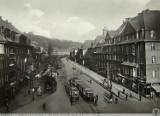 Tak jeździły tramwaje w Wałbrzychu. Cudne, stare zdjęcia miasta. Poznajecie wszystkie miejsca?