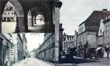 Zobacz jak wyglądał Rynek w Lubinie, gdy miasto było niemieckie