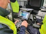 Policjanci używali drona. Wykryto 28 wykroczeń drogowych [ZDJĘCIA]