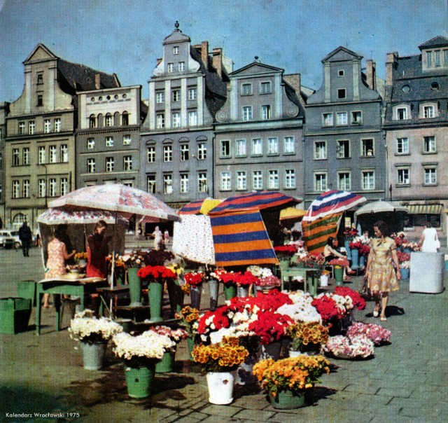 Wroclaw Zobacz Kolorowe Zdjecia Z Pl Solnego Z Lat 70 I 80 Xx Wieku Unikatowe Fotografie Wroclaw Nasze Miasto
