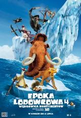 Epoka lodowcowa - Wędrówka Kontynentów 3D w kinie Kijów.Centrum [WYNIKI KONKURSU]