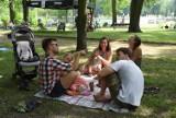 Podlaskie Śniadanie Mistrzów 2021. Wielki piknik w ogrodach Pałacu Branickich (ZDJĘCIA)