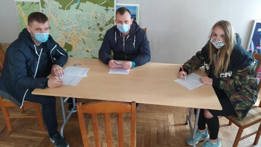 Mobilny pobór krwi w Połchowie - 16 maja 2020