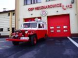 Ale cudeńko! Zabytkowy wóz strażacki z 1959 r. do wylicytowania w 29 finale WOŚP 2021 w Bielsku-Białej