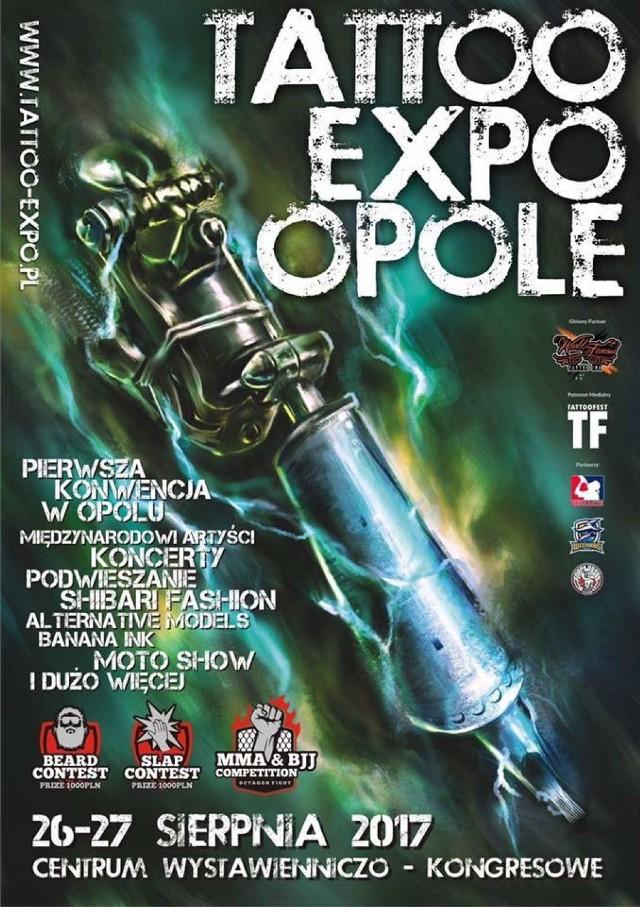 Tattoo Expo Opole 2017. Pierwsza konwencja tatuażu w Opolu