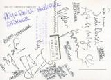 Wajda, Szymborska, Siemion, Wharton, Wałęsa. Zobaczcie kolejne autografy kolekcjonera z Jasła [GALERIA]