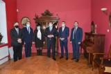 Minister Michał Wójcik przyjechał do Brzezin. Jaki był cel jego wizyty?