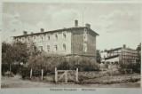 """Najstarszy budynek murowany w Uzdrowisku Dąbki. Dawniej hotel """"Strandhaus"""" ZDJĘCIA"""