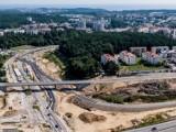 Gdynia: Kolejne, duże zmiany w ruchu w związku z budową Trasy Kaszubskiej. Szykuje się trudny weekend dla kierowców [20-23.08.2021]