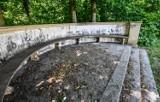 Amfiteatry w Bydgoszczy i w Ostromecku są zaniedbane i zapomniane... [zdjęcia]