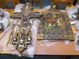 Bezcenne dzieła sztuki zabezpieczono w Warszawie i Żyrardowie