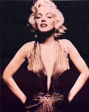 Marilyn Monroe - żywa kreacja na sprzedaż