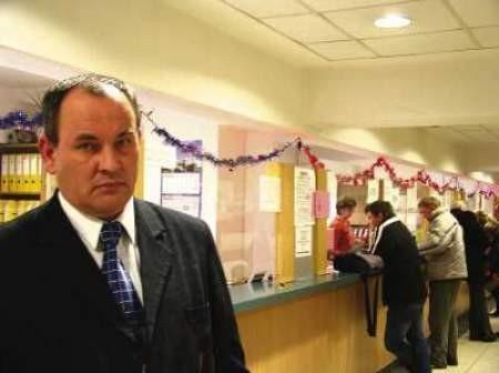 Filii w Zebrzydowicach nie będzie - mówi Mirosław Sitko, naczelnik Wydziału Komunikacji cieszyńskiego starostwa.