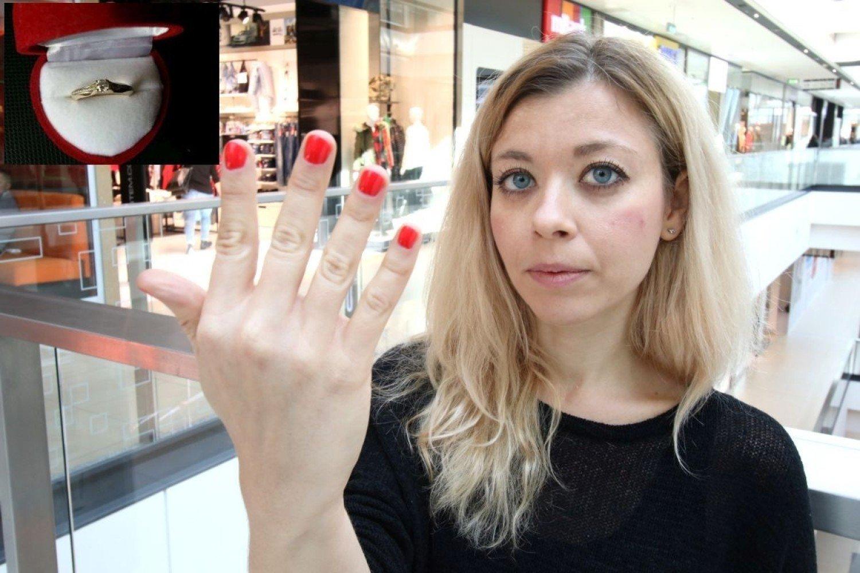 Zgubiła W Galerii Pierścionek Zaręczynowy Kto Znalazł Wideo