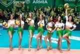 Cheerleaders Ergo Śląsk. To one zagrzewają Jurajskich Rycerzy do walki ZDJĘCIA