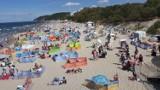 Polskie wybrzeże przeżywa oblężenie, brak wolnych miejsc noclegowych, a ceny za nocleg gigantyczne