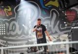 Edgar Hein kolejny raz współprowadził Pol'And'Rock Festival!