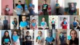 Wągrowiec. Światowy Dzień Autyzmu. Szkoła Podstawowa nr 3 w Wągrowcu na niebiesko