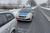 Jechał pijany do dziewczyny na walentynki. W pobliżu Osiecznicy zatrzymali go policjanci z Krosna Odrzańskiego. Miał 2,5 promila!