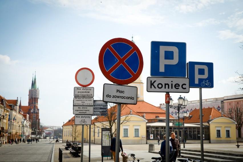 Znajomość znaków drogowych jest obowiązkowa dla każdego...