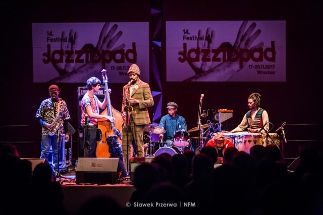 Jazztopad jest źródłem radości i przyjemności. Dzięki takiemu graniu