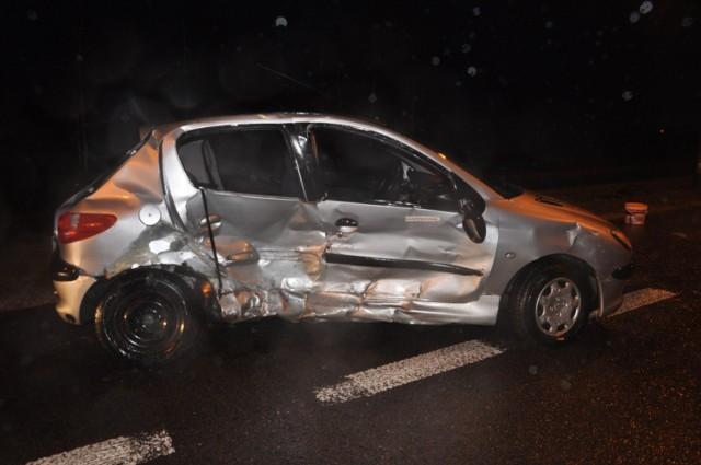 W dwóch wypadkach do których doszło w minioną sobotę na drogach powiatu bialskiego ranne zostały trzy osoby