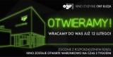 OKF Iluzja w Częstochowie od piątku znów zaprasza na seanse filmowe
