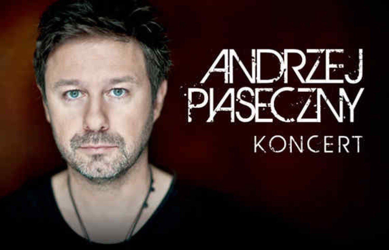 Andrzej Piaseczny We Włocławku Koncert The Best Of