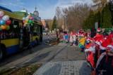 Tarnów. Rozśpiewany autobus w odwiedzinach u przedszkolaków [ZDJĘCIA]