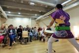 Bębniarz z Japonii w Muzeum w Żorach! Świetny koncert i spotkanie [ZDJĘCIA]