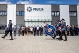 Małopolskie obchody Święta Policji. Była msza święta, medale i awanse [ZDJĘCIA]