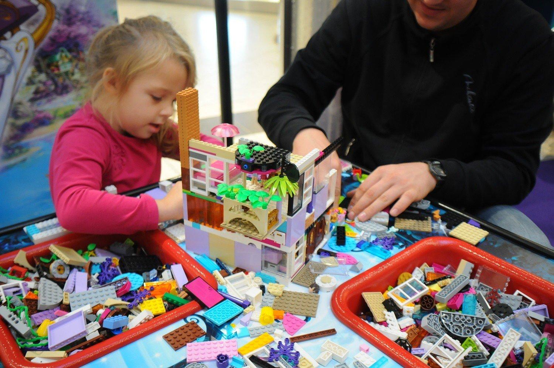 Królestwo Klocków Lego W Galerii Krakowskiej Zdjęcia Naszemiastopl