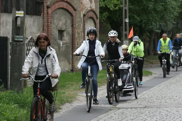 Rajd rowerowy do Trzech Jezior z legnickim OSiR-em.