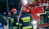Pożar sadzy: Strażacy z regionu mają ręce pełne roboty. Zgłoszeń jest sporo