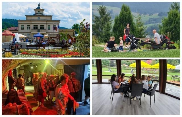 Uzdrowisko mocno stawia na turystykę. Wciąż pojawiają się nowe atrakcje przyciągające gości za całej Polski