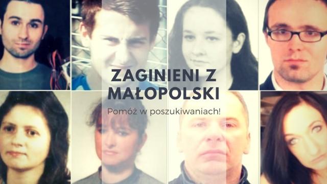 Zaginieni z Małopolski 2018. Pomóż w poszukiwaniach! [ZDJĘCIA, RYSOPISY]  Być może kogoś widziałeś? Sprawdź zaginionych z Małopolski, udostępnij galerię znajomym i pomóż w poszukiwaniach!