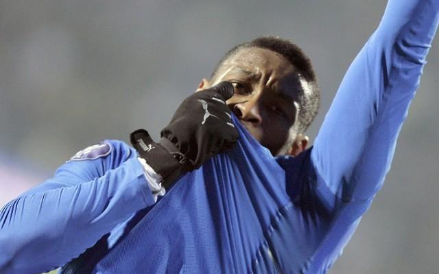 4 grudnia 2008 roku: Podczas boju z Deportivo La Coruna w Pucharze UEFA