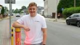 Łukasz Michalski, konstruktor z Zimnej Wódki pod Strzelcami Opolskimi buduje bezpieczne przejścia dla pieszych. Założył spółkę Safepass