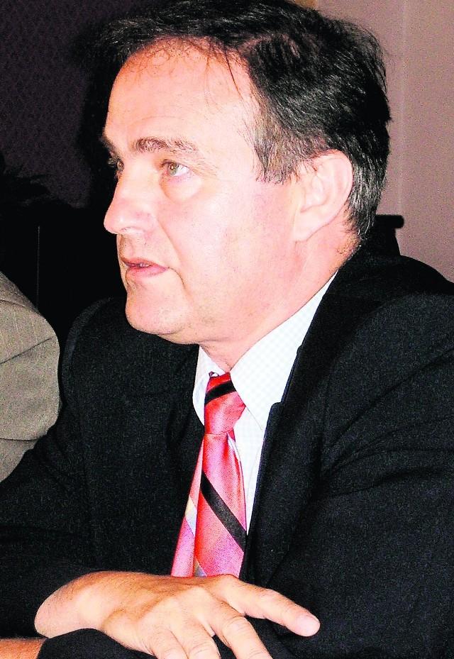 Wojciech Szafrański był dyrektorem od 2003 r.
