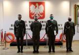 Chełmno. Żołnierze z chełmińskiej jednostki mianowani na wyższe stopnie. Zdjęcia