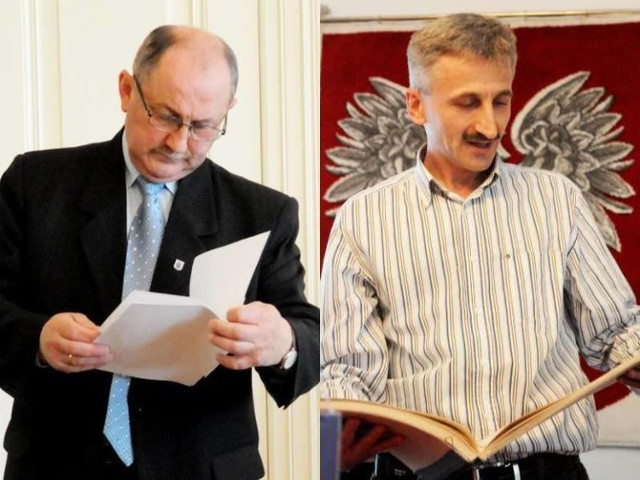 Andrzej Chinalski i Ireneusz Wróbel