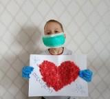 """""""Serce dla Medyka"""" od przedszkolaków ze Świebodzina. Akcja trwa. Nauczycielki zapraszają do udziału wszystkich rodziców"""