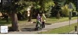 Poniec i jego mieszkańcy na Google Street View. Rozpoznajecie siebie lub swoich znajomych? [ZDJĘCIA]
