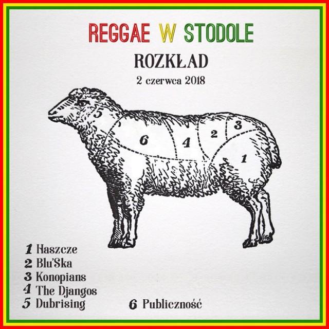 Reggae w stodole w Kobiórze