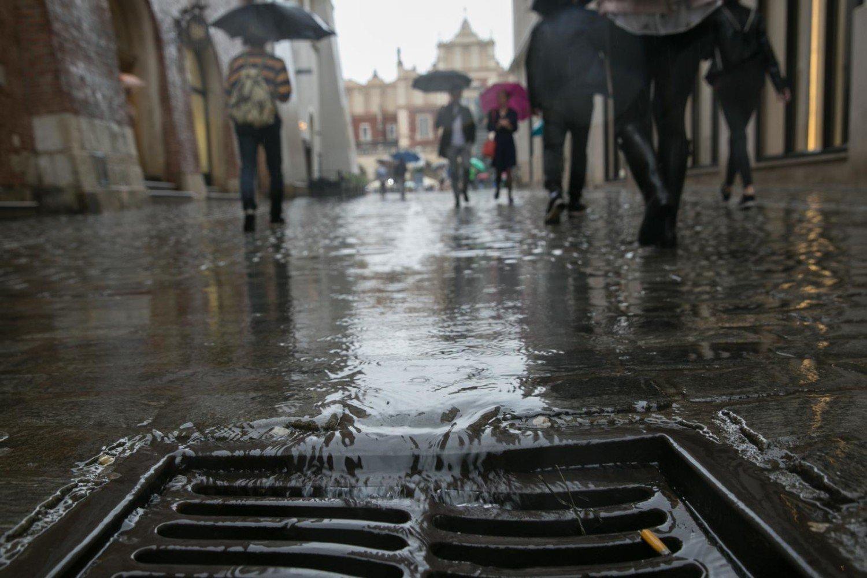 Pogoda We Wrocławiu Kiedy Przestanie Padać Leje Jak Z Cebra