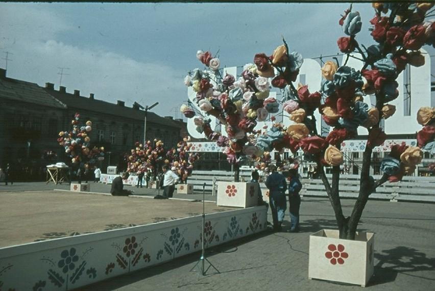 Turniej Miast Sieradz - Łowicz był 50 lat temu