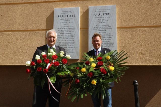 Wiceprzewodniczący Niemieckiego Bundestagu z wizytą w Legnicy.