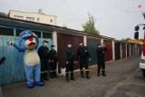 3-latka z Wodzisławia przebywa na kwarantannie. Urodziny zorganizowali jej policjanci